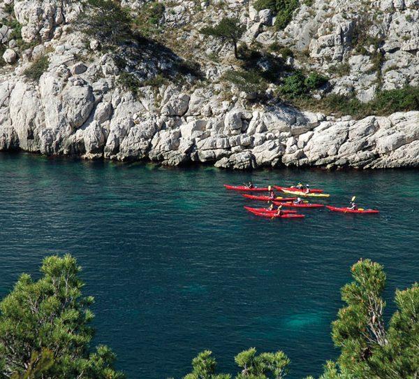 Canoes Marseille Bureau Congrès Evénements