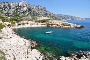 Calanque Marseilleveyre ©Calanques13