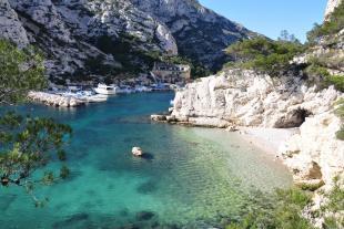 Calanque Morgiou, Marseille ©Calanques13