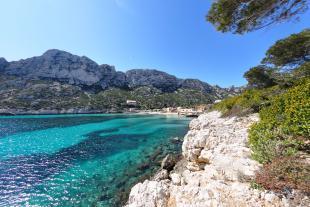 Calanque Sormiou, Marseille ©Calanques13