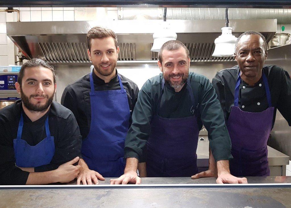 Restaurant Saison Marseille